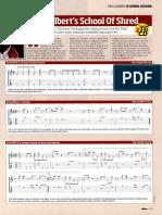Establishing a Groove - Paul Gilbert