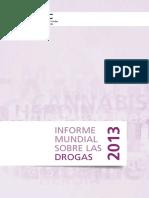 World Drug Report 2013 Spanish