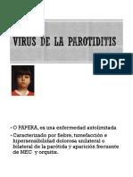 Parotiditis 2