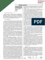 RESOLUCION DIRECTORAL N° 081-2019-MINEDUVMGI-PRONIED