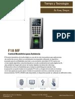 Control de Acceso F18