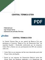 Presentación Central Termica Eten