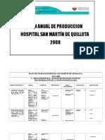 Manual de Producción Hospital