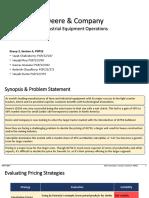 Deere & Company Industrial Equipment Operations