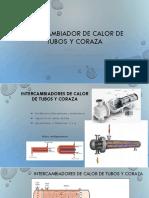 Diapos P5 Intercambiador de Tubos y Coraza