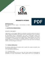 Regimento Interno - MovA