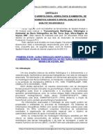 Capitulo4 PrimeiraParte Caracterizacao Morfologica Hidrologica Ambiental BaciaHidrografica UsandoSpatialAnalyst