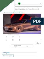 Daimler e BMW Se Unem Para Desenvolver Sistemas de Direção Assistida