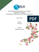 Informe de Práctica Universitaria (Autoguardado)