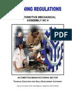 Automotive TVET Program
