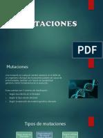 biotecnologia y mutaciones