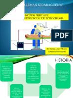 Electrocoagulacion y Electrocirugia