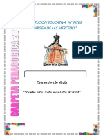 Carpeta Didactica Dany 2019