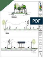 Alzados Plazas-urbanismo General