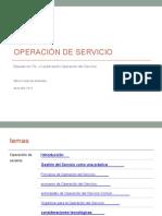 Itill Service Operation