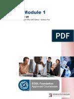 Module 1 Manual