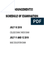 FILE 01 ANNOUNCEMENT EXAM SCHEDULE.docx
