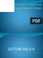 EN-528 Urban Water Supply & Sewer system Lecture No 3-4.pdf