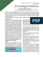 PREPARATION, CHARACTERIZATION AND OPTIMIZATION OF CARVEDILOL- β CYCLODEXTRIN LIPOSOMAL BASED POLYMERIC GEL