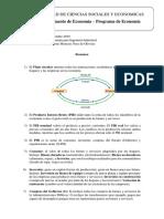 Resumen- Macroeconomía