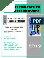 Analisis Elemental Oraganico
