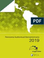 Panorama Audiovisual Iberoamericano 2019