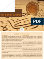 Zakat for Social Justice