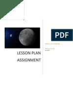 Carroll Melissa Lesson Plan Assignment