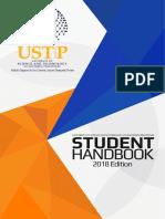Ustp Student Handbook 28nov2018 Final