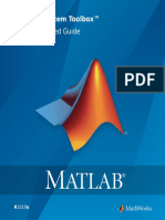 MATLAB Control Systems