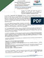 Contrato Locação de Imóvel 035-2018