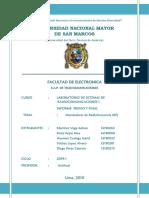 Mezcladores de Radiofrecuencia (Rf)