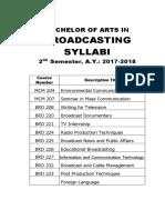 Cover Syllabus