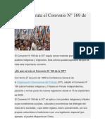 convenio ineteramericano de derechos humanos