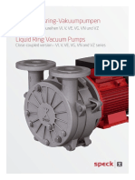 Vacuum Pumps Closed Coupled Version
