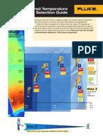 FLUKE COMPARATIVO - Thermometer Selection Guide
