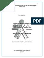 Evidencia de Producto_estudio de Caso_clasificación de Inventarios