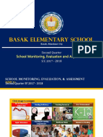 Basak ES SMEA - Second Quarter (SY 2017 - 2018)