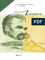 Leituras de Zaratustra - Rosa Dias, Sabina Vanderlei, Tiago Barros