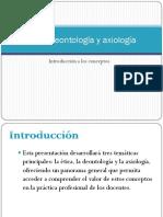 03Ética, Deontología y Axiología