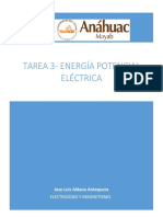 3- Energía Potencial Eléctrica