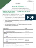 Session Plan Wallasey School