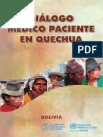 Dialogo Medico Pacient e Quechua