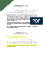 Exámenes (1)