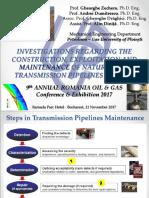 Natural Gas Transmision -Andrei Dumitrescu
