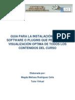 Guía para Descargar Software de Visualización