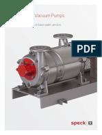Speck Vacuum Pumps Vhc-series