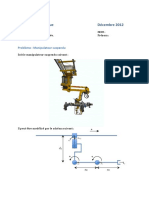examen robotique