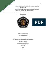 35658 ID Penerapan Penafsiran Pembuktian Sederhana Dalam Perkara Kepailitan Studi Kasus n