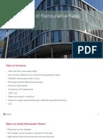Reviewability of Reinsurance Rates_Final